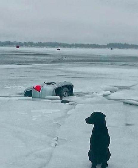 This makes you want to go ice fishing huh for Go ice fish