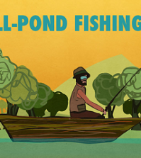 What happened to brandon palaniuk at the classic the for Pond bass fishing tips