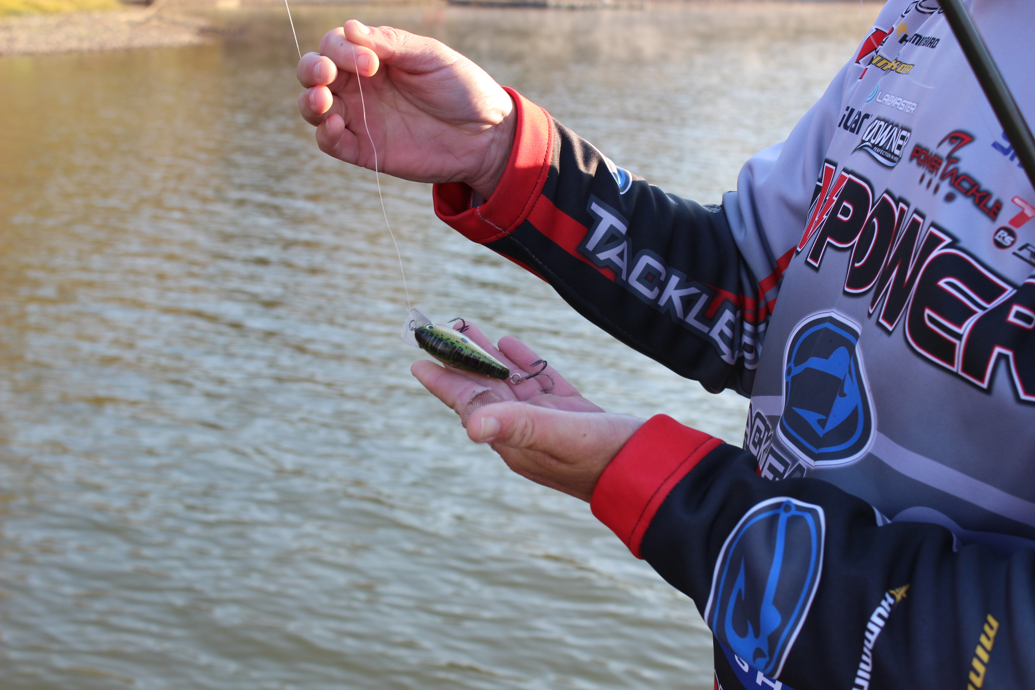 Keith Combs on Which Crankbait Size to Use