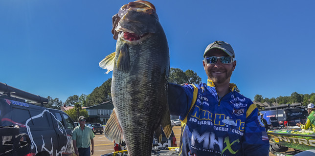 Brandon Lester Joins X Zone Lures