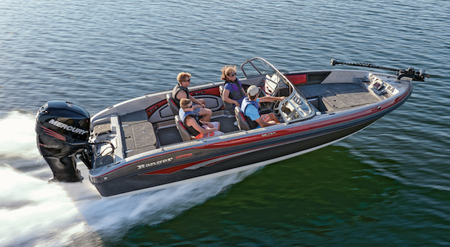 New for 2018: Ranger 2050MS Reata