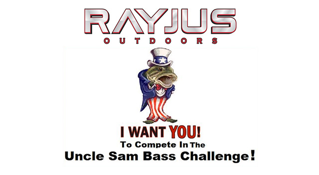 Rayjus Sponsors Uncle Sam Big Bass